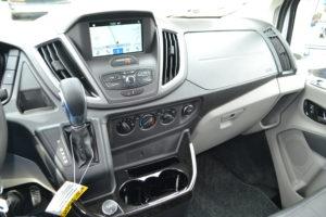 Ford Transit navigation