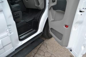 Ford Custom Van options