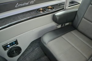 Comfortable Family Travel Ford Conversion Vans