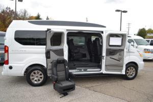 Ford transit 9 Passenger Conversion Van