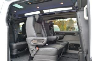 Ford Conversion Explorer Van Seating