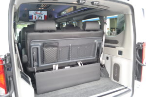 Ford Conversion Vans by Explorer Van Company