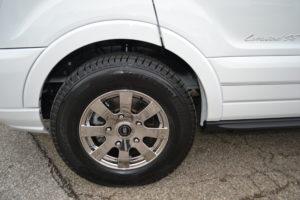 Explorer Van Company 2019 Ford Wheel