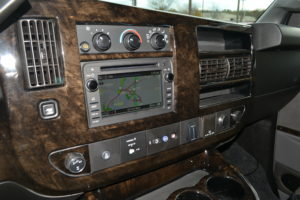 Express Van Navigation