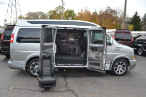 Comfortable Family Travel with Cargo room