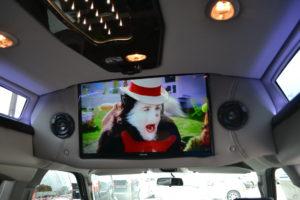 Explorer Van TV