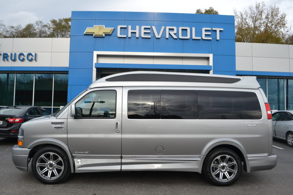 AWD Conversion Van