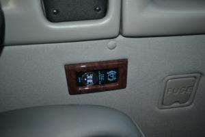 USB Ports Explorer Van