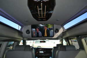 Explorer Van Entertainment Options