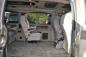 Explorer Van Low top interior