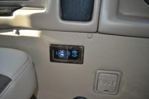 Explorer Van USB Ports