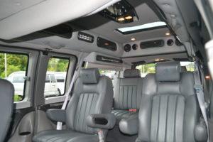 Used Explorer Van Interior