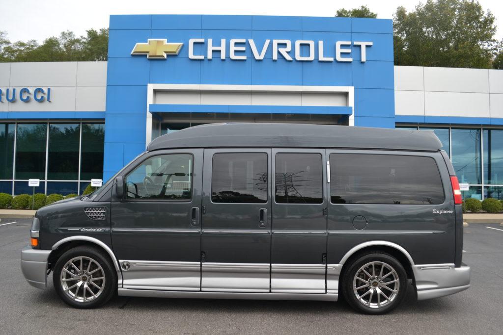 2014 Used Explorer Van