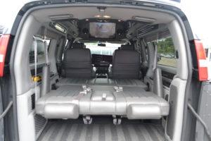 2014 Explorer Van options