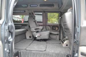 Explorer Van Seats