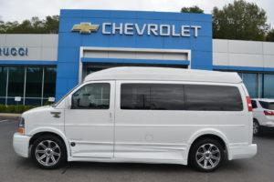 2016 Used Explorer Van