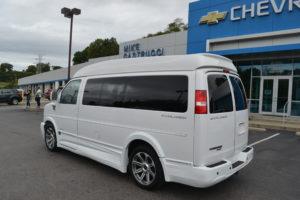 Used Explorer van for sale