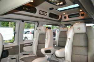 Conversion Van Seating