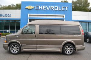 Hi top Conversion Van