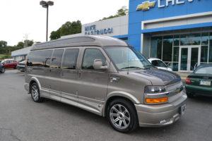 9 passenger Luxury van for sale