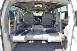 Explorer Van bed