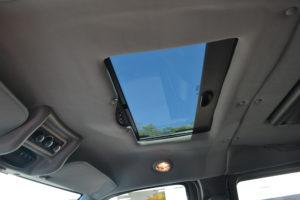 Explorer Van Sunroof Option