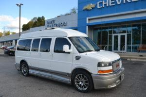 2012 GMC Savana Explorer Conversion Van