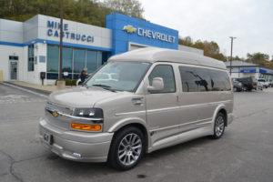 1GCWGAFG6K1357440 Mike Castrucci Chevrolet Conversion Van Land Explorer Van Company #1 Dealer