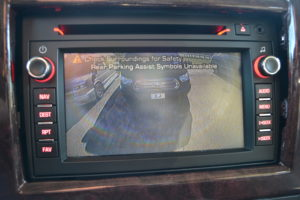 Back up camera in Navigation Screen