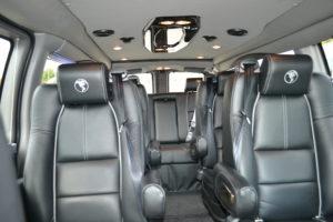 Conversion Van options