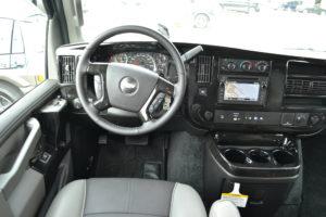 Explorer Van Drivers Seat