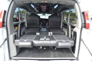 Rear Bed Explorer Van Company