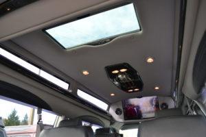 9 passenger All wheel drive van