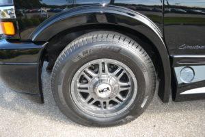 Express 4X4 Wheel Explorer Van
