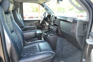Executive Van by Explorer Van Co