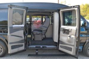 Explorer Van Company Executive package