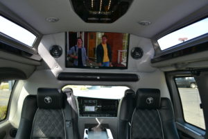 Executive Travel Office Van