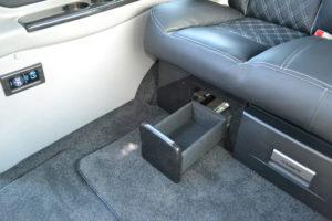 Explorer Van limo Package options
