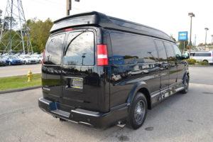 Limo Conversion Van
