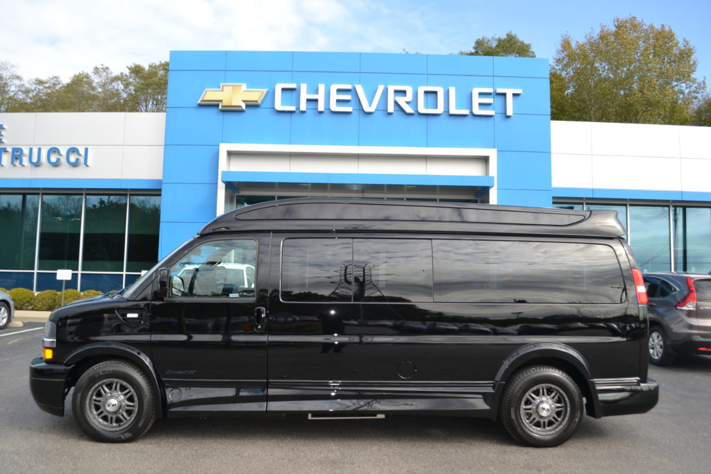 Explorer Van Executive Package