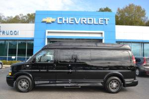 Explorer Van Executive Package