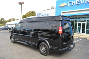 Executive Limo Van by Explorer Van Company