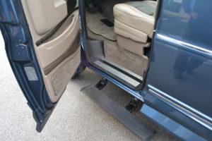 Explorer Van Low top options