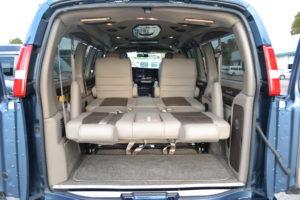 Explorer Van options