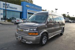 all wheel drive 9 passenger van