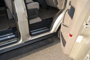 Explorer Van Ford Transit Options