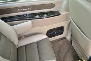 Ford Transit Explorer Vna Seating