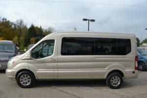 2019 Ford Transit Explorer Conversion Van