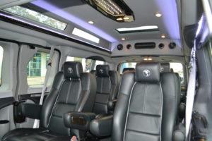 Ford Transit Conversion 9 passenger
