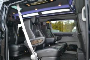Ford Conversion Van Seating